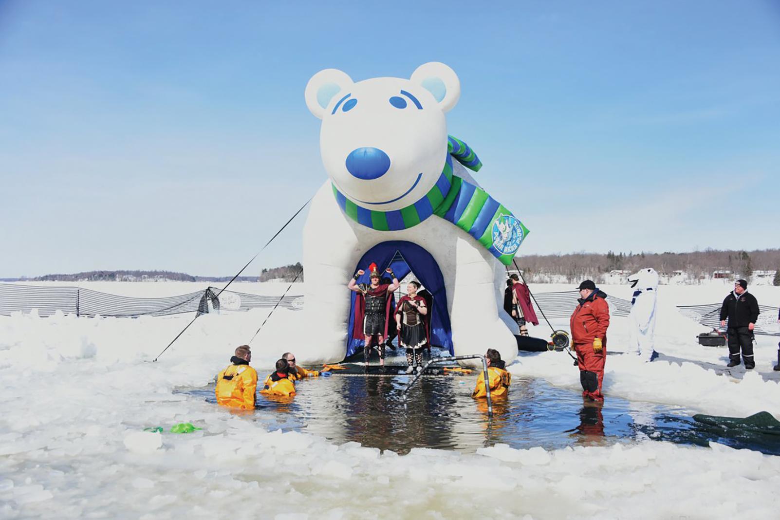 Winter To-Do List: Polar Plunge