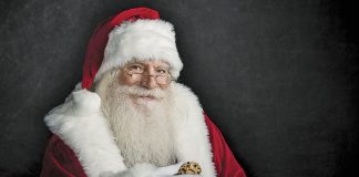 Santa Ken Cloud