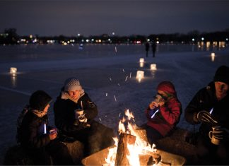 City of Lakes Luminary Loppet
