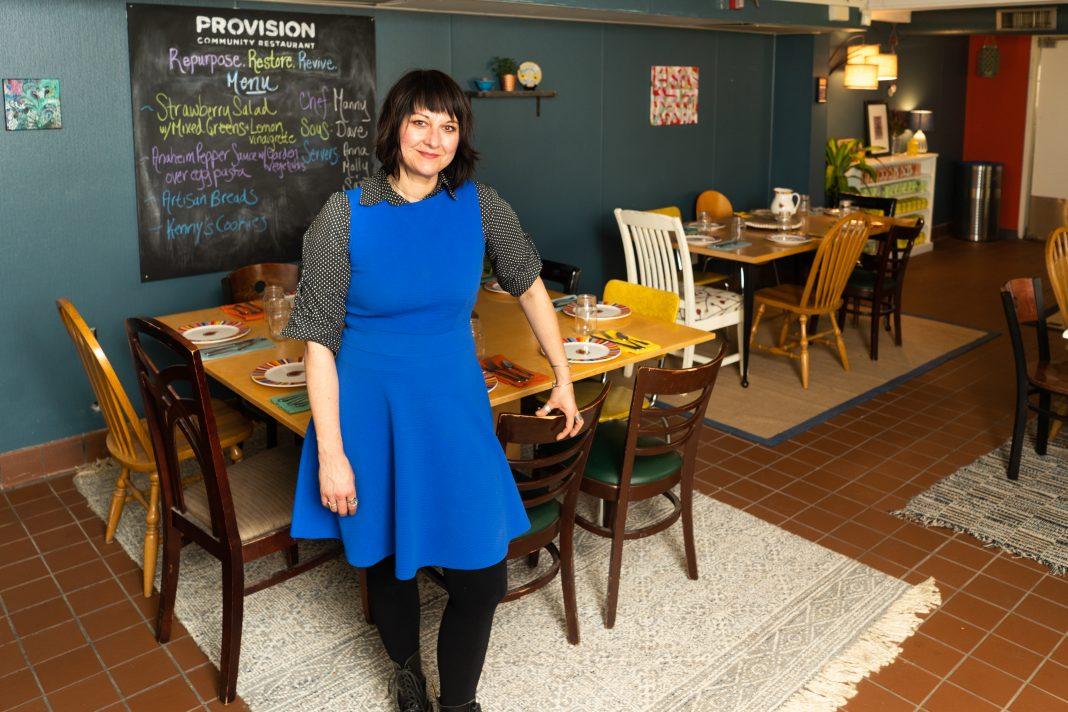 "With Provision, Anna Wienke created her ""utopian dream"" in Minneapolis"