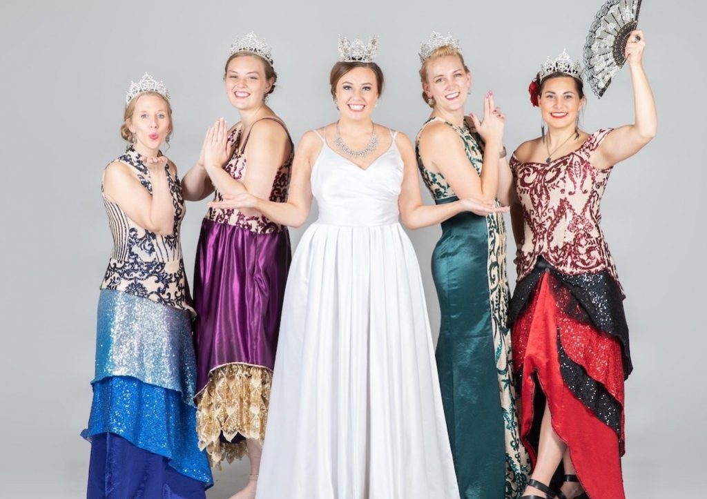 The 2019 Royal ladiesEmily and Darrin Photography