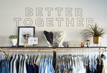NICHE Shop is one of the many stops for sustainable shopping in the Twin Cities. Photo by Bruno Bornsztein.