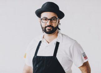 "Sameh Wadi is one chef bringing his talents online during ""shelter-in-place"" times"