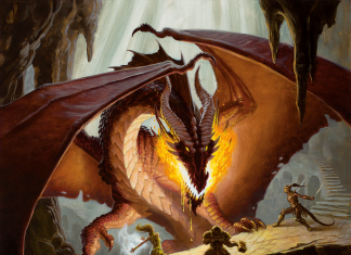All sorts of adventures await in Dungeons and Dragons