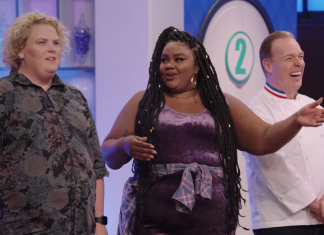 "Season four of ""Nailed It!"" just dropped for prime binging"