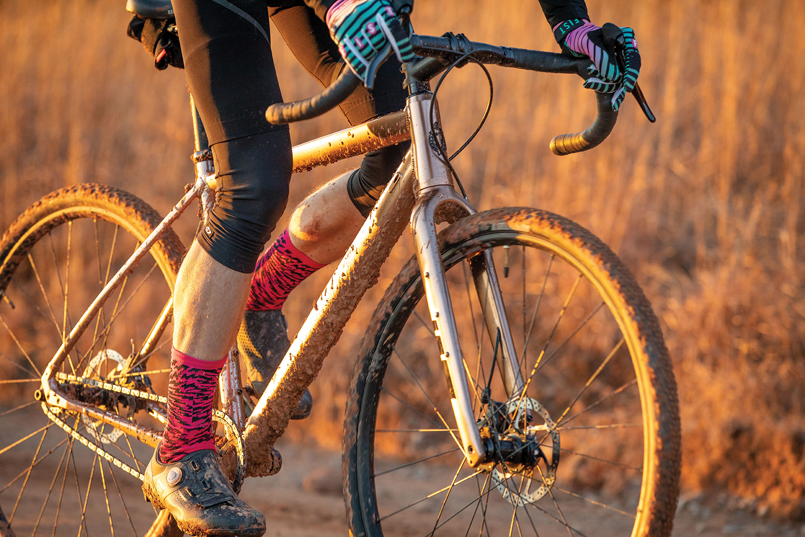 Salsa Cycles' Stormchaser bike