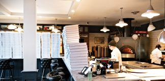 Orders stack up as Red Wagon Pizza pivots to takeout and delivery