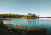 Boundary Waters Canoe Area. Josh Hild/Unsplash
