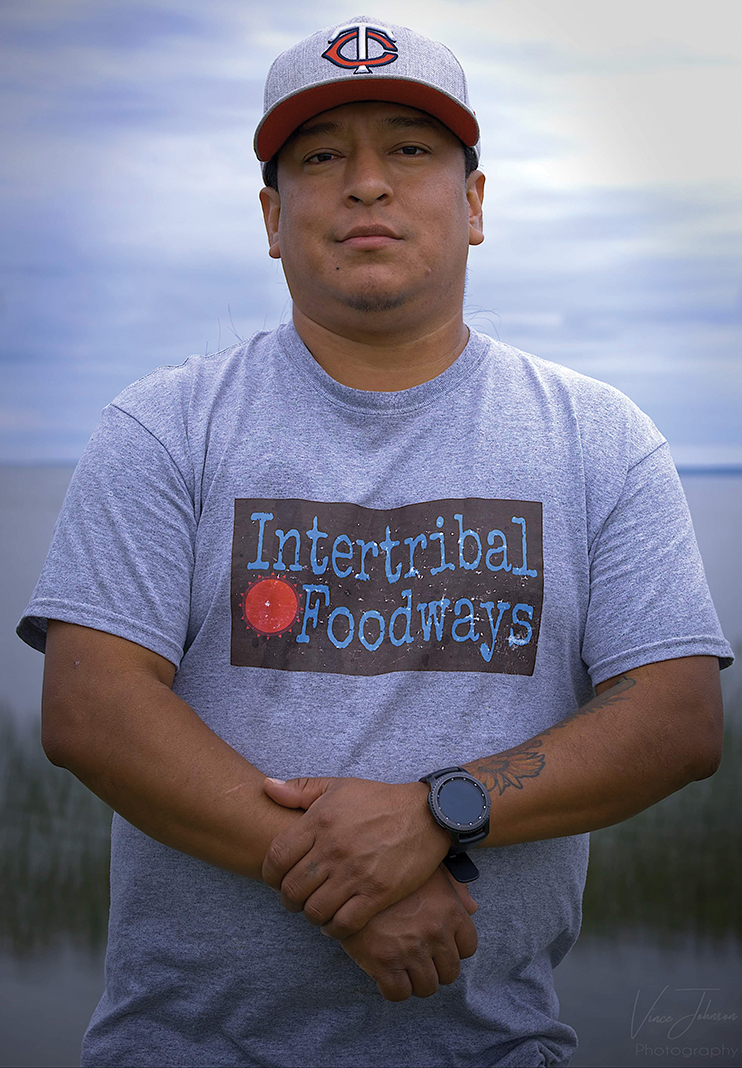 Brian Yazzie is part of a revitalization of Native American cooking that has caught more and more mainstream attention