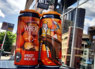Tin Whiskers Brewing Co. releases Apricot Wheat Stone Bridge Ale for the summer